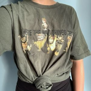 Vintage Where The Wild Things Are Shirt